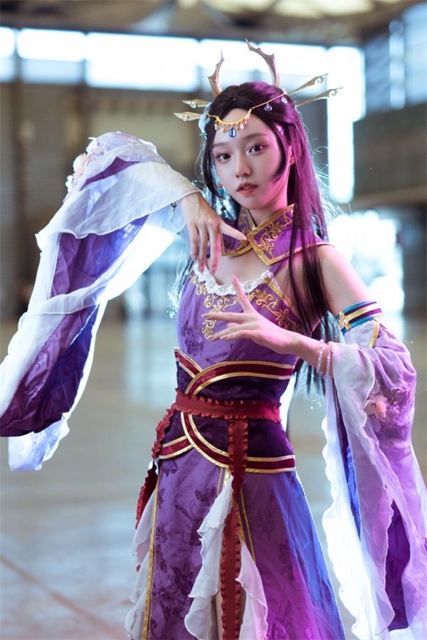 高能预警 一大波游卡COSER小姐姐美照来袭! cosplay-第8张